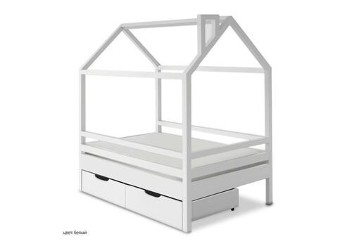 Кроватка-домик Пеппи, фото 1