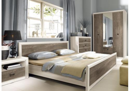 Коен Кровать LOZ 160 /каркас/, фото 3