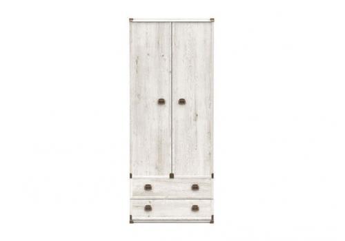 Индиана Шкаф 2-х дверный JSZF 2D2S /штанга/, фото 2